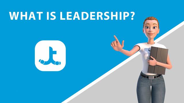 精听英语视频号商务英语第86期:什么是领导力