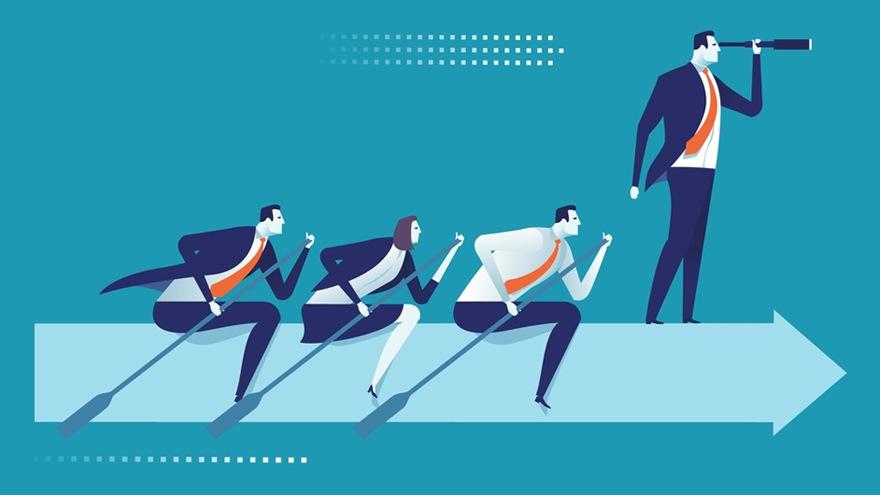 精听英语视频号商务英语第87期:领导力养成