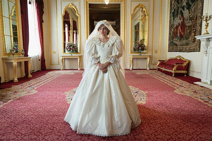 透过Netflix《王冠4》看英国王妃戴安娜