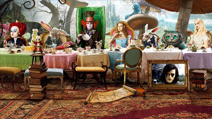迪士尼英文童话电影:《爱丽丝梦游仙境》
